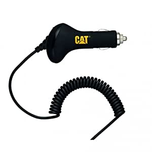 CAT Active Utility Micro USB Car Charger