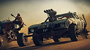 Mad Max - PS4 [Digital Code]