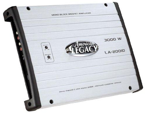 Legacy La2001D 3000W Class D Mono Block Mosfet Digital Power Amplifier