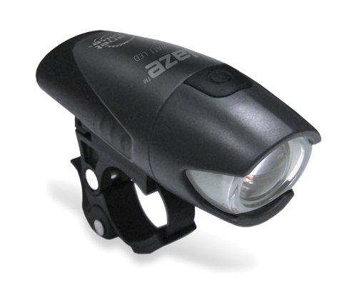 Planet Bike Blaze 1/2-Watt Led Bicycle Light With Helmet And Quickcam Mounts