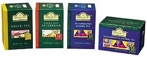 Evening Tea Decaffeinated Ahmad Tea London - Box Of 50 Bags by Ahmad Tea