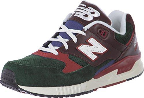 New Balance 530 90s Running Woods Hommes Chaussures Vert M530RWA