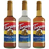 Torani Winter 3 Pack