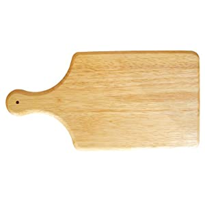 Catskill Craftsmen 7 by 14-Inch Hardwood Paddle Cutting Board