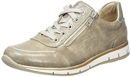 Remonte Dorndorf r4009 Sneakers, Donna, Grigio (murmel/silver/elefant / 42), 44