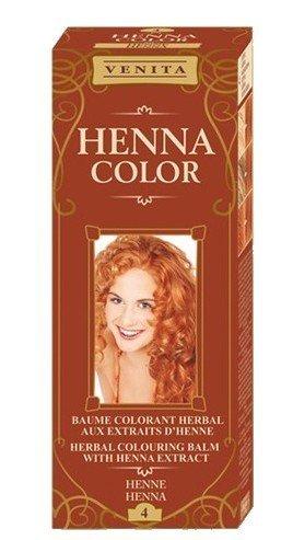 henna color 4 henn effet de couleur cheveux cheveux baumier de poule de colorant de cheveux - Henn Coloration Cheveux