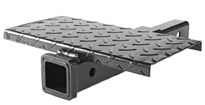 Maxxtow Towing Products 70069 Hitch Extender With Step - 5000 lb. Capacity