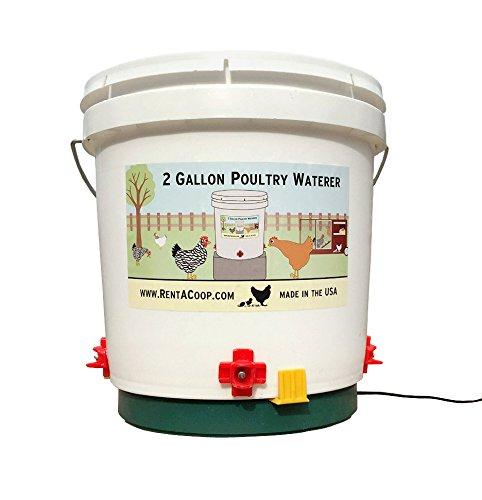 12 Watt Heater For Plastic And Metal Chicken Waterers