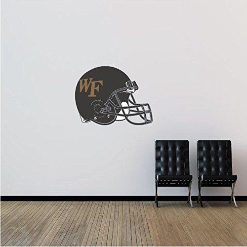 Wake Forest Demon Deacons NCAA USA Helmet Logo College Sport Art Wall Decor Sticker 25