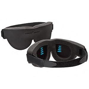 Sound Oasis Glo To Sleep Therapy Mask, Black