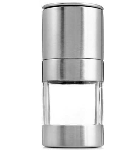 Wady manuale in acciaio inox sale pepe grinder Muller Dressing e spezie Dispenser