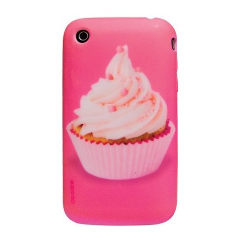 Dci Cupcake Flash Iphone Cover Case