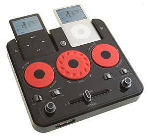 Merkury Innovations IS2510 DJ Mixing Station for iPod (Black)