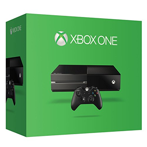 Microsoft Xbox One 500 GB Console - Black