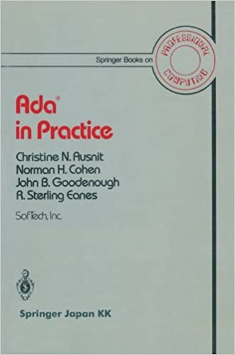 Ada® in Practice (Springer Books on Professional Computing)