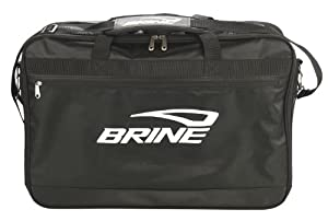 Brine Soccer Collegiate Ball Bag (Black, OSZ)