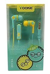 3.5 mm Jack In Ear Stereo Headset Earphones Headphones with Mic for iPhone, iPad, iPod, Samsung, Nokia, HTC,Micromax,Microsoft,Sony,Lg,Vivo,Mi.