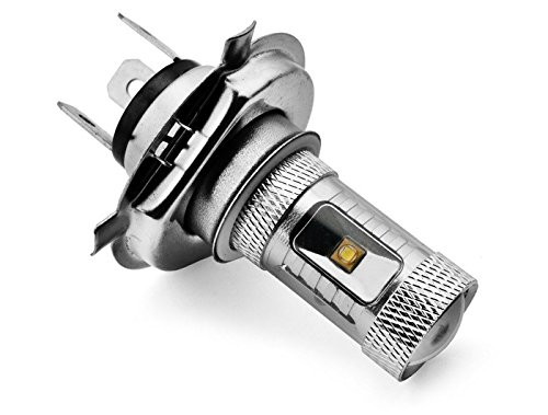 Car Bulb White Light Led Headlamp Xenon Bulbs Fog/Day Light Brake Stop Tail Light Reverse Lamp Fit For H4 30W