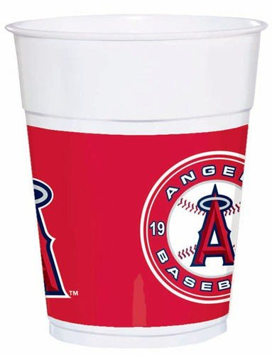 Angels Plastic Cups Package of 25