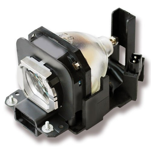 review panasonic et lax100 projector replacement lamp with. Black Bedroom Furniture Sets. Home Design Ideas
