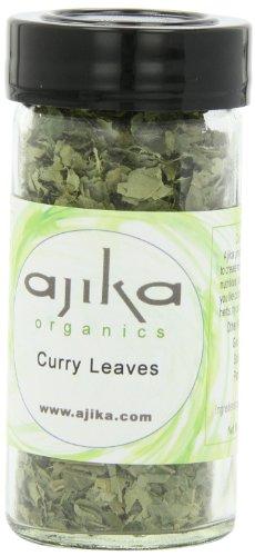 Ajika Organic Curry Leaves, 0.8-Ounce