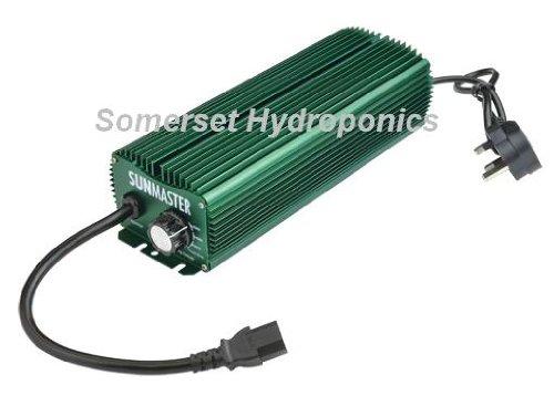 Sunmaster Hobby 600watt Variable Digital Grow Light Ballast