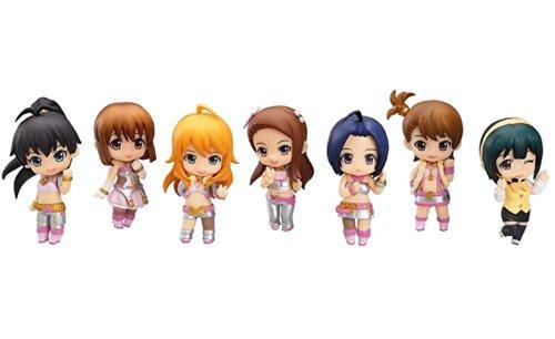 Nendoroid Petite The Idolm@ster 2 Million Dreams Version Stage 2 PVC Trading Figures (1 Random Blind Box) - 1