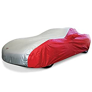 Amazon.com: Corvette Car Cover - Two Tone C5 Embroidered