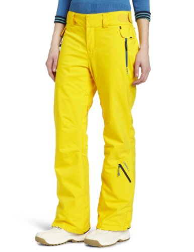O'Neill Juniors Harmony Pant, Chrome Yellow, X-Small