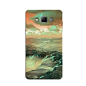 RIVER WATER CLOUDS BACK COVER FOR SAMSUNG GALAXY A7