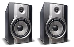 M-Audio BX8 Carbon Studio Monitors for Music Production & Mixing - Pair