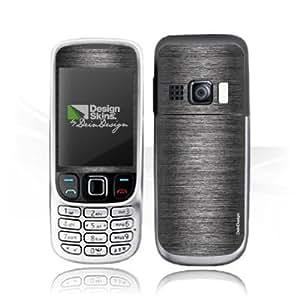 Design Skins für Nokia 6303i Classic - Shiny Metal - Anthrazit Design Folie
