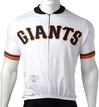 MLB San Francisco Giants Women's Jersey, White, X-Small
