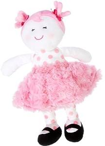 Baby Starters Plush Snuggle Buddy Blanket, Sugar N Spice Doll