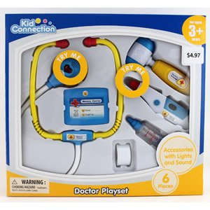 Delux Doctor Play Set