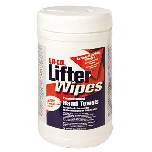 La-Co Lifter 72405T 70 Convenient Hand Towels In Bucket
