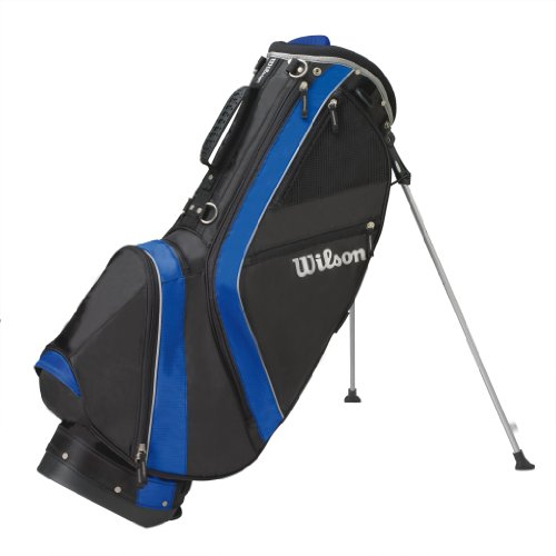 Wilson Prostaff Carry Bag - Black/Blue