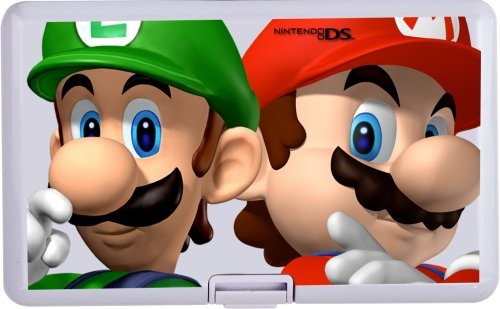 Nintendo DSi, DS Lite, DS - Duo Game Cases, Mario & Luigi, Nintendo DS