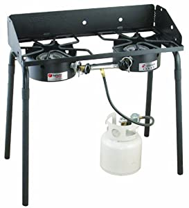 Camp Chef Explorer Series EX-60LW 2-Burner Modular Cooking System, Black by Camp Chef