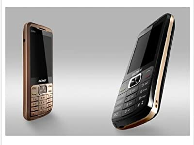 Gionee Long L800 (Black Champange)