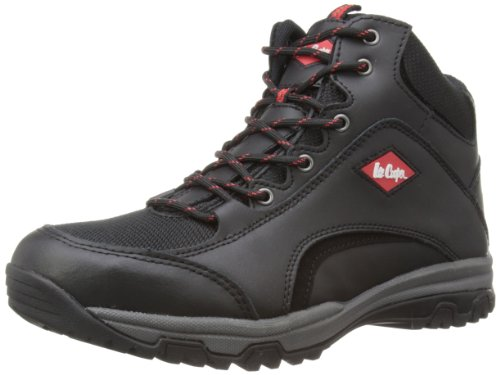 lee cooper workwear s3 water resistant leather boot chaussures de s curit adulte mixte. Black Bedroom Furniture Sets. Home Design Ideas