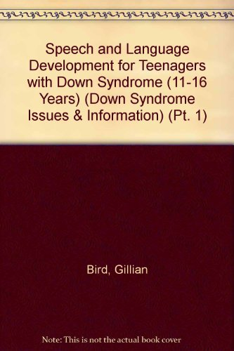 informative speech on down syndrome Assessment of students with down syndrome 1999 the prep program vii assessment of students with down syndrome or informative chats with parent helpers.