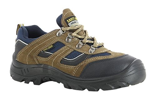 SAFETY JOGGER Men's Hiking Style Toe Lightweight EH PR Water Resistant Shoe