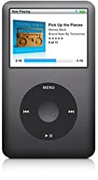 Apple iPod classic 120GB ブラック(在庫あり。)