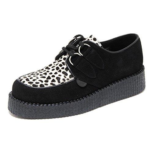 63953 scarpa allacciata donna UNDERGROUND leo sneaker donna shoes women [41]