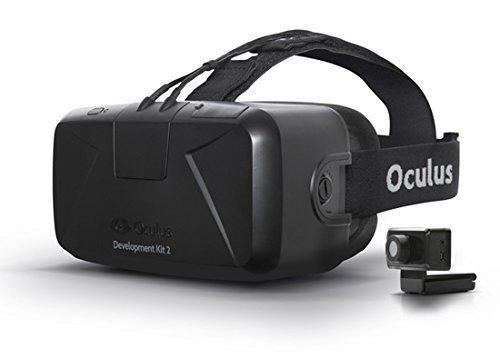 ★最新商品★ Oculus Rift Development Kit 2 (DK2) / オキュラス リフト / 3D ヘッドマウントディスプレイ  [米国正規品]