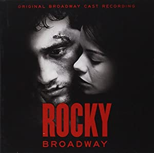 Rocky Broadway Original Cast Recording