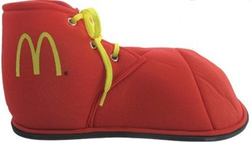 costume-da-clown-rosso-m-logo-scarpe-bambino-ronald-mcdonald-fabric-mcdonald