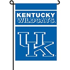 Buy NCAA Kentucky Wildcats 2-Sided Garden Flag by BSI