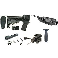 Ultimate Arms Gear Mossberg 500 590 500A Maverick 88 12 Gauge Shotgun Kit: Buttstock... by Ultimate Arms Gear